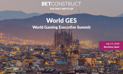 BetConstruct at World GES 2018