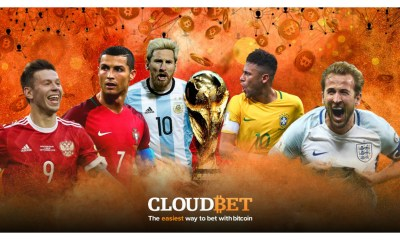 Cloudbet's Bitcoin Wagers Soar A Whopping 600% Thanks to World Cup