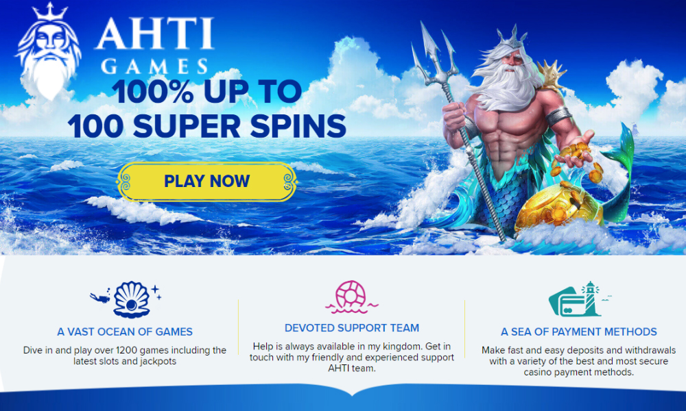 SkillOnNet behind the launch of Finnish online casino AhtiGames