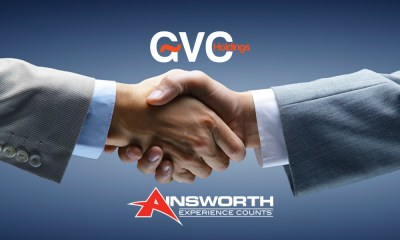 GVC signs deal with Ainsworth to launch slot games in New Jersey