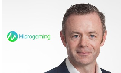 John Coleman becomes CEO of Microgaming