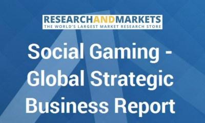 Global Social Gaming Markets Strategic Business Report 2018-2024: Casual Games & Social Games