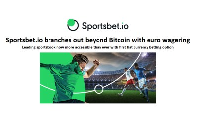Sportsbet.io branches out beyond Bitcoin with euro wagering