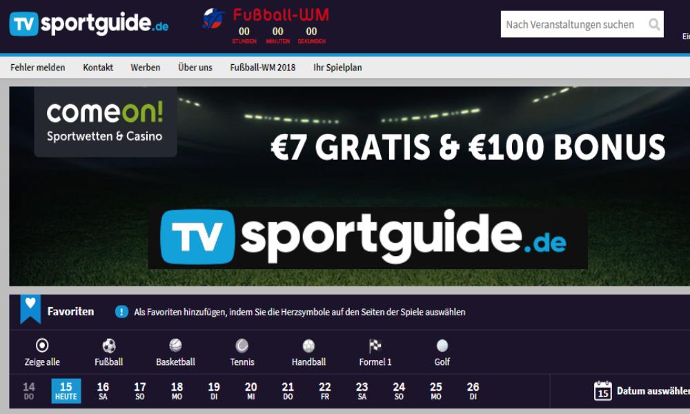 Raketech Targets Germany with TVsportguide.de Launch