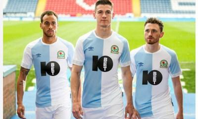 10Bet to Be Principal Sponsor For Blackburn Rovers