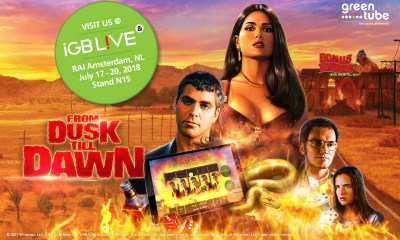 Greentube presents From Dusk Till Dawn™ at inaugural iGB Live!