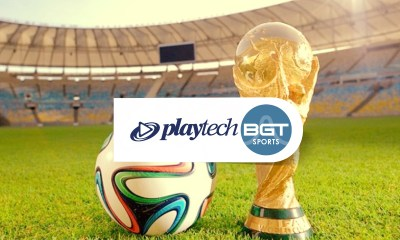 Playtech BGT Sports enjoying record-breaking World Cup