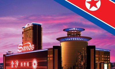 Las Vegas Sands is not going to open casino in North Korea
