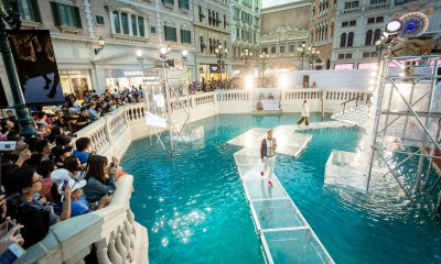 Sands Resorts Macao to Launch Second Sands Macao Fashion Week from Oct. 18 to 24, 2018