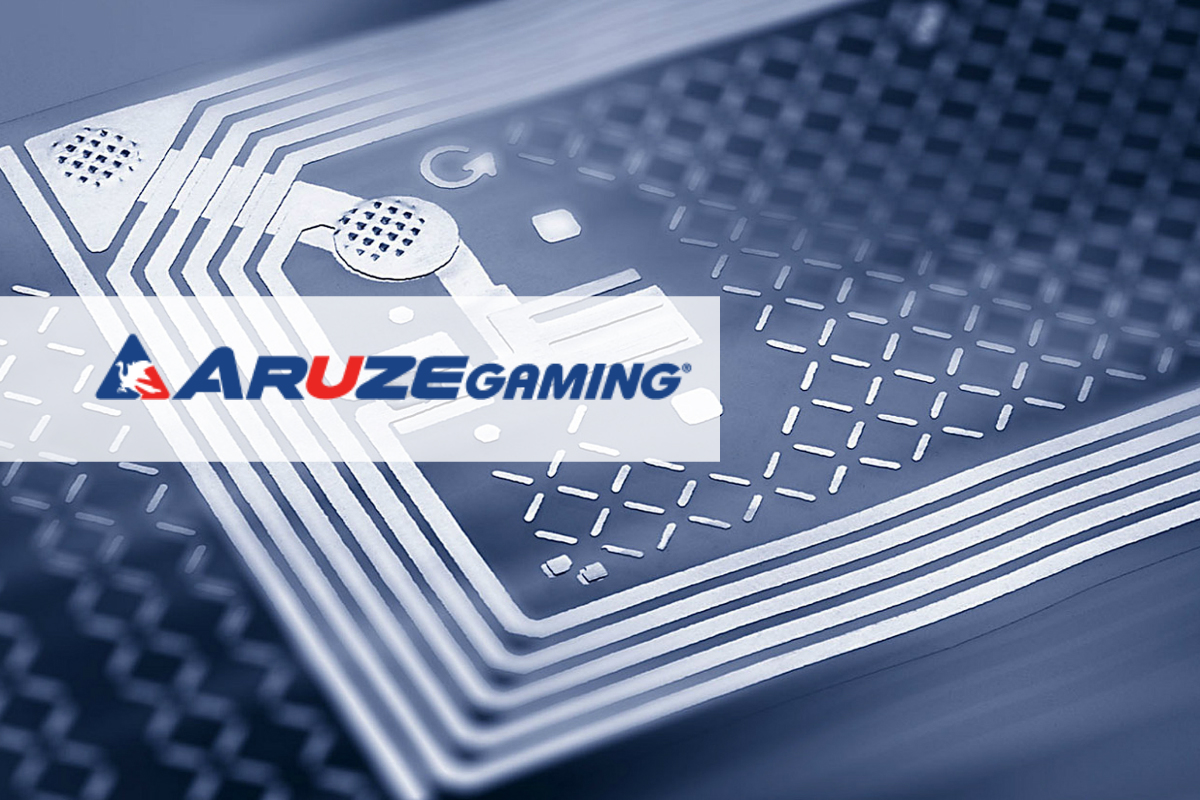 Aruze Gaming America Enters Licensing Agreement with Walker Digital Table Systems, LLC.