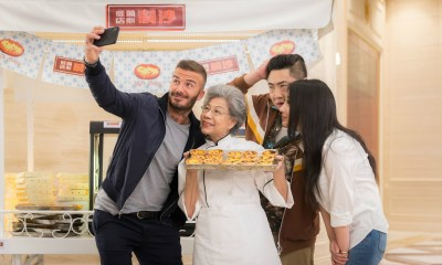 Sands Resorts Macao Launches Micro-Movie with Venetian Macao Brand Ambassador David Beckham