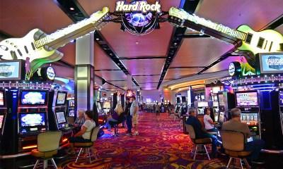 Hard Rock casino launches online gambling