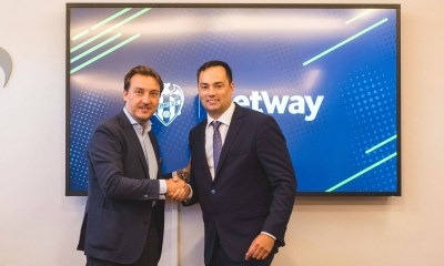 Betway adds to Spanish sponsorships with Levante U.D deal