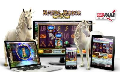 New Video Slot Red Rake Gaming: MYSTIC MIRROR