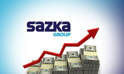 Sazka post improved gaming revenue
