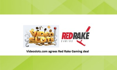 Videoslots.com agrees Red Rake Gaming deal