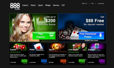 888 Relocates VP to USA Following Sports betting reform