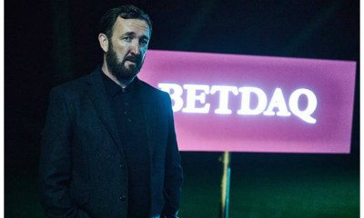 BETDAQ launches uncompromising '#ChangingfortheBettor' TV ad campaign fronted by Ralph Ineson