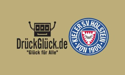 DrückGlück signs deal with Holstein Kiel FC