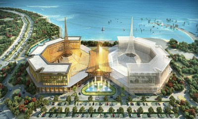 New casino project in Primorye