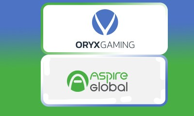 Oryx Gaming Adds To Partners With Aspire Deal