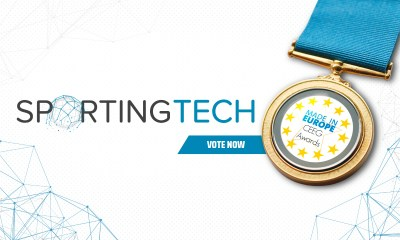 Sportingtech nominated in two sports betting categories for CEEG Awards 2018
