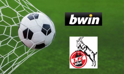 bwin becomes the exclusive sports betting partner of 1. FC Köln