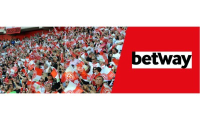 Betway sign Dusseldorf on three-year-deal