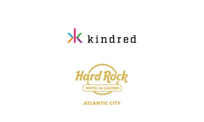 Kindred Partners With Hard Rock Hotel & Casino Atlantic City in New Jersey