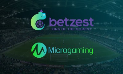 Betzest adds Microgaming content