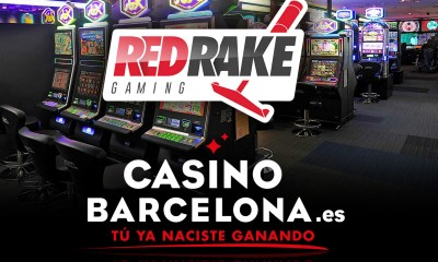 Casino Barcelona online reaches a supply agreement with Red Rake Gaming to offer the suite of games slots, videobingos and videopoker games