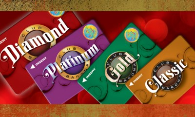 Club Barona Diamond and Platinum Players Get 12X Points on September 18 at Barona Resort & Casino