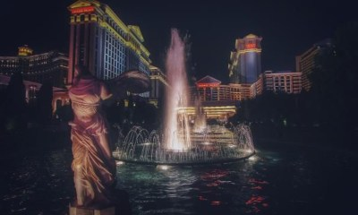 Credit Suisse rates Caesars' chances high in regional gaming markets