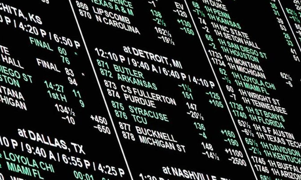 DC Council member introduces sports betting bill