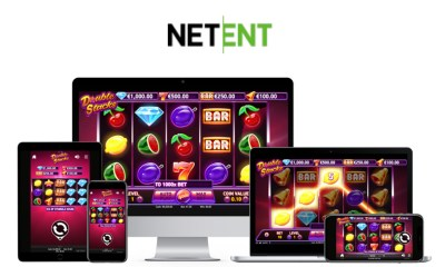 NetEnt celebrates classic Fruits and Fanfare with Double Stacks