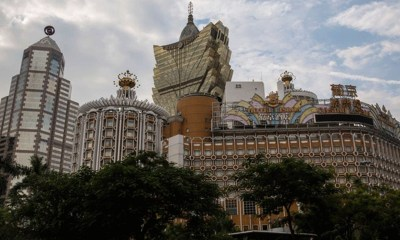 Gambling grinds to a halt in Macau as Typhoon Mangkhut wreaks havoc