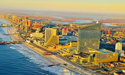 Gambling revenues shoot up in Atlantic City this summer