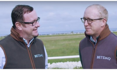 BETDAQ brings aboard Harry Whittington as brand ambassador