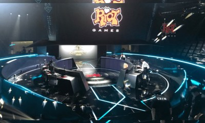 "Riot Games unveils ""LoL PARK"" new LCK Esports stadium!"
