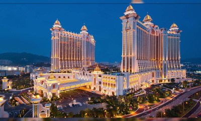 Gambling revenue rises by 17% in Macau