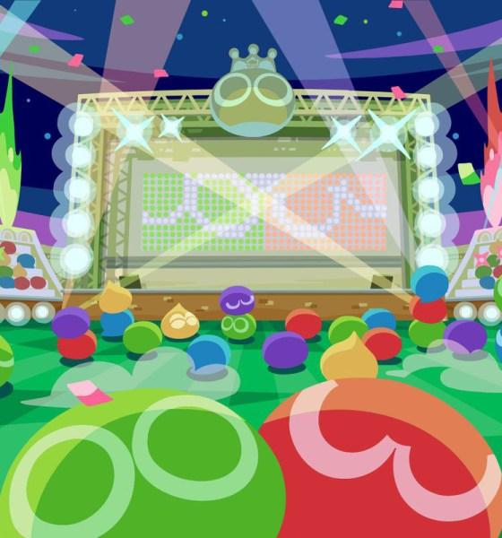 Sega to launch eSports version of Puyo Puyo series