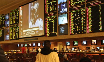 West Virginia grosses $600k in the first week of sports betting