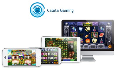 Caleta Gaming presents its first release of cross platform casino games