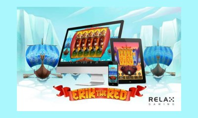 Relax Gaming launches video slots portfolio with Erik the Red