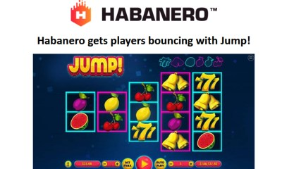 Habanero gets players bouncing with Jump!