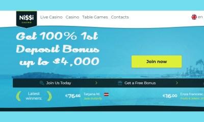 Nissi Online Casino Adds Virtual Sports Betting