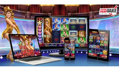 Viva Las Vegas, the new video slot by Red Rake Gaming!