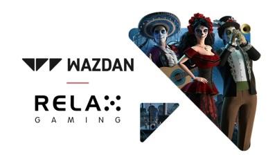 Wazdan support Relax Gaming Partner Event