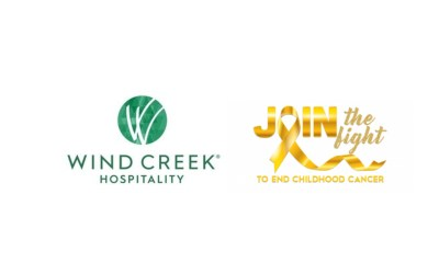 Wind Creek Aims to Raise $50,000 to Fight Childhood Cancer