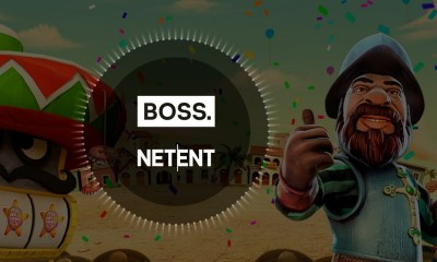 BOSS. Gaming adds NetEnt content into iGaming platform